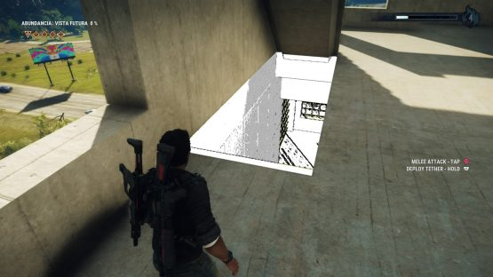 Just cause 4 take on me Easter Egg