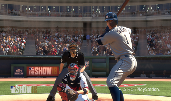MLB The Show 18 Best Sports game