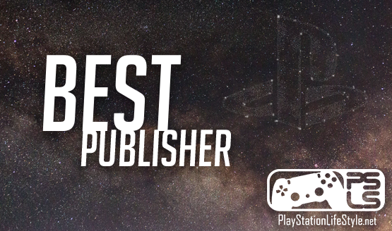 best publisher psls game of the year awards 2018