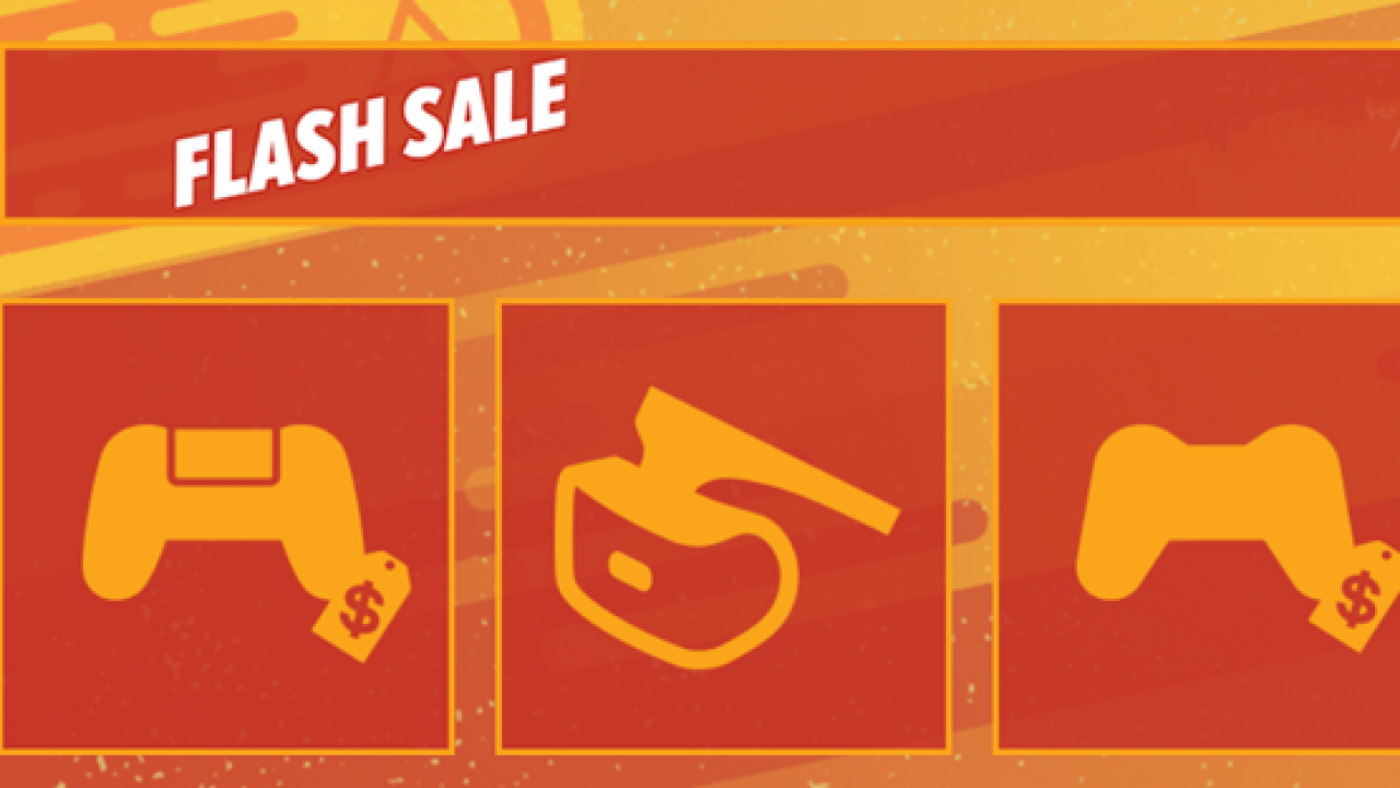 PSN Flash Sale Video Game Deals Up to 70% Off PS4 Games