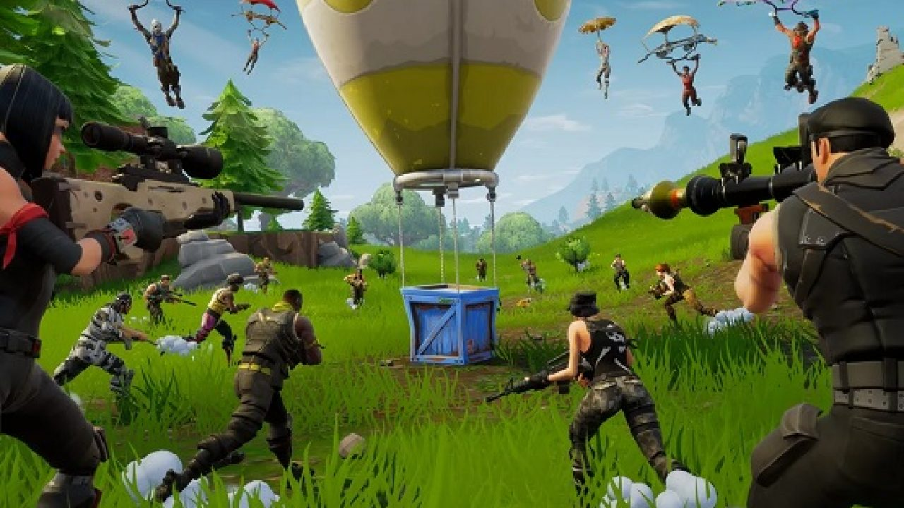 Fortnite Twitch Viewership Is Declining, Claims Report