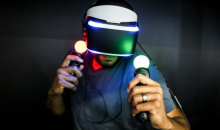 Motion controls PSVR Move controllers PlayStation virtual reality