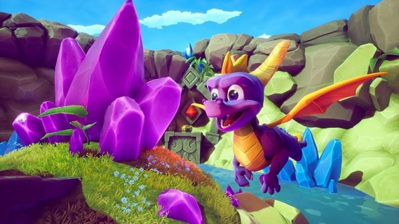 New Spyro Reignited Trilogy Cheat Codes Have Been Discovered