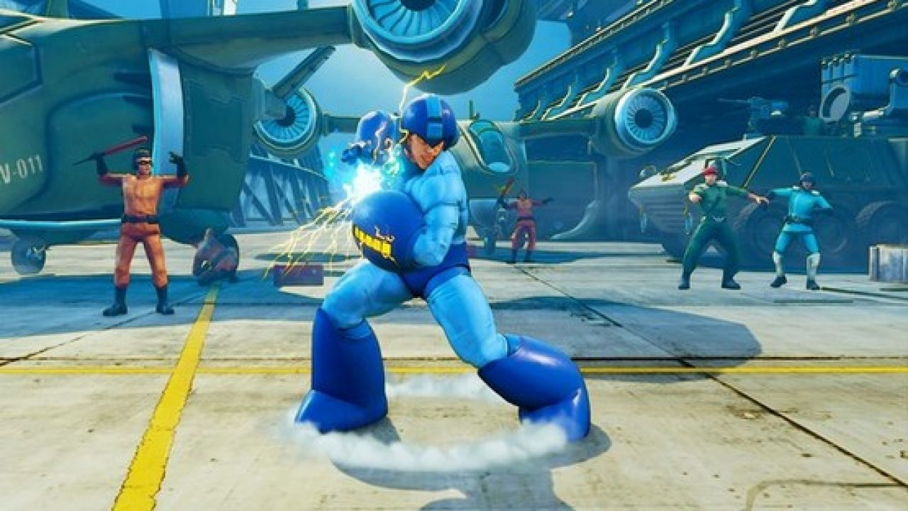 Street Fighter 5 Mega Man Costumes And More Announced