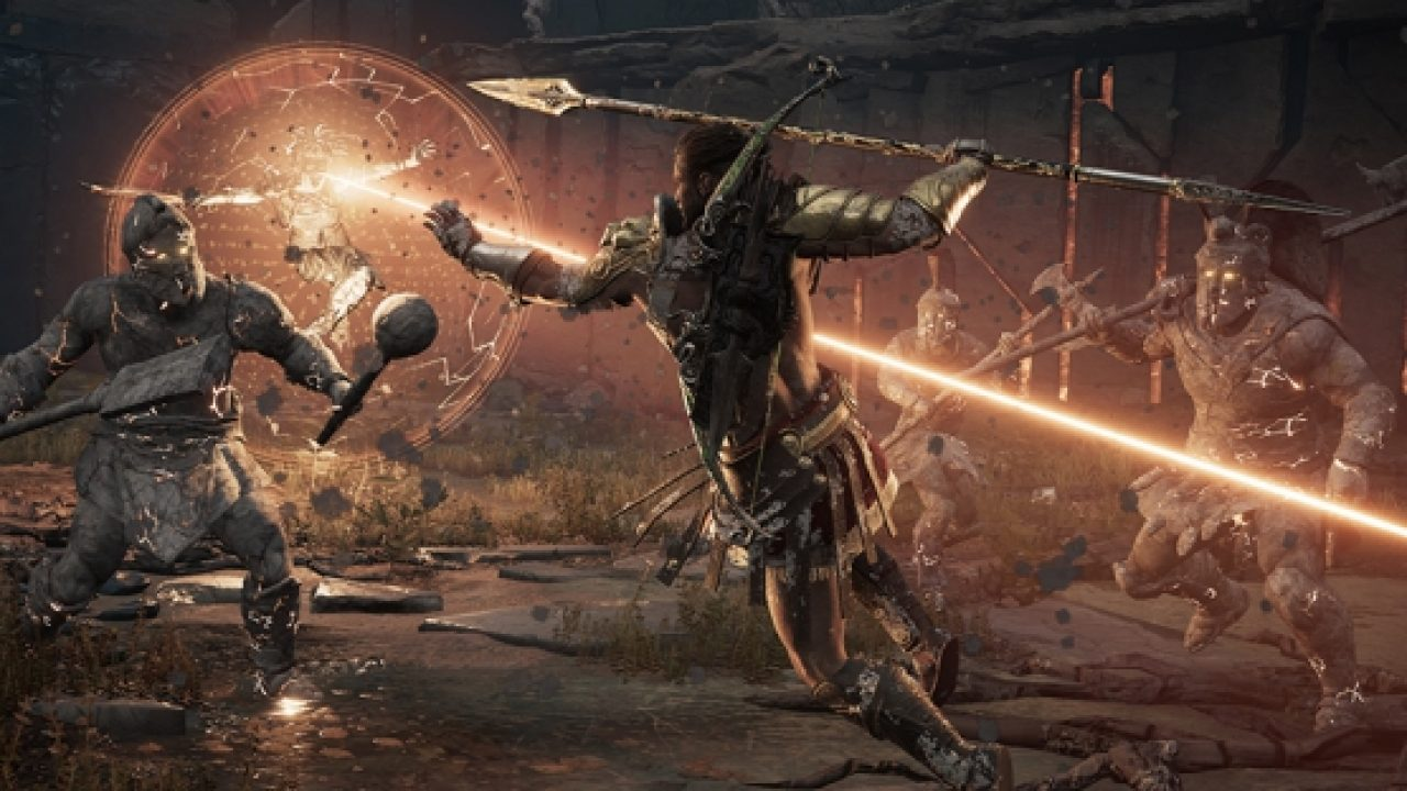 Ac Odyssey Patch Notes Available For Update 1 1 4