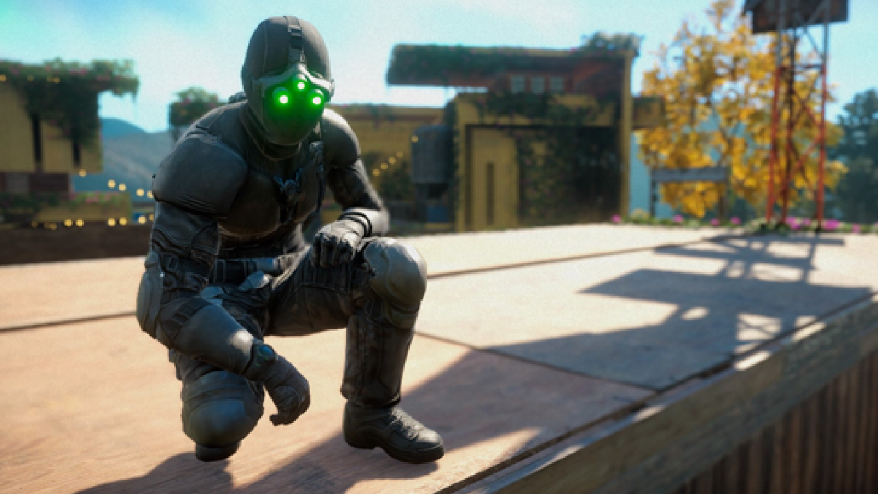 How To Get The Far Cry New Dawn Sam Fisher Suit
