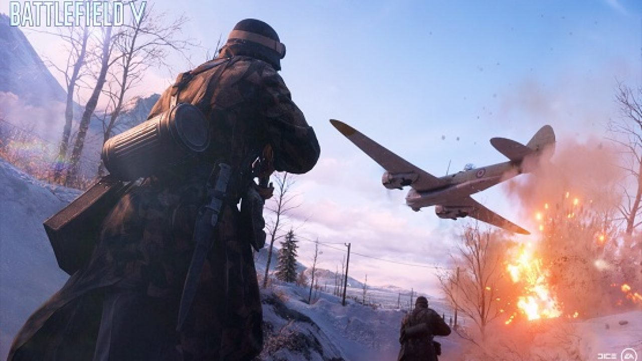 Official Battlefield 5 Survey Asks Players If They'd