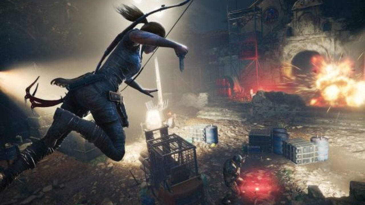 Just Cause 4 And Shadow Of The Tomb Raider Sales Had A Weak Start