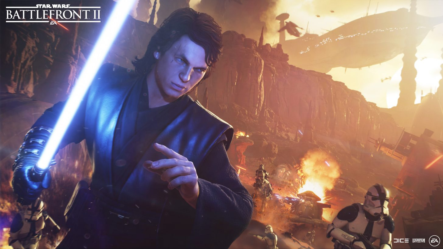 Battlefront 2's AI Troops Removed Temporarily From Capital Supremacy