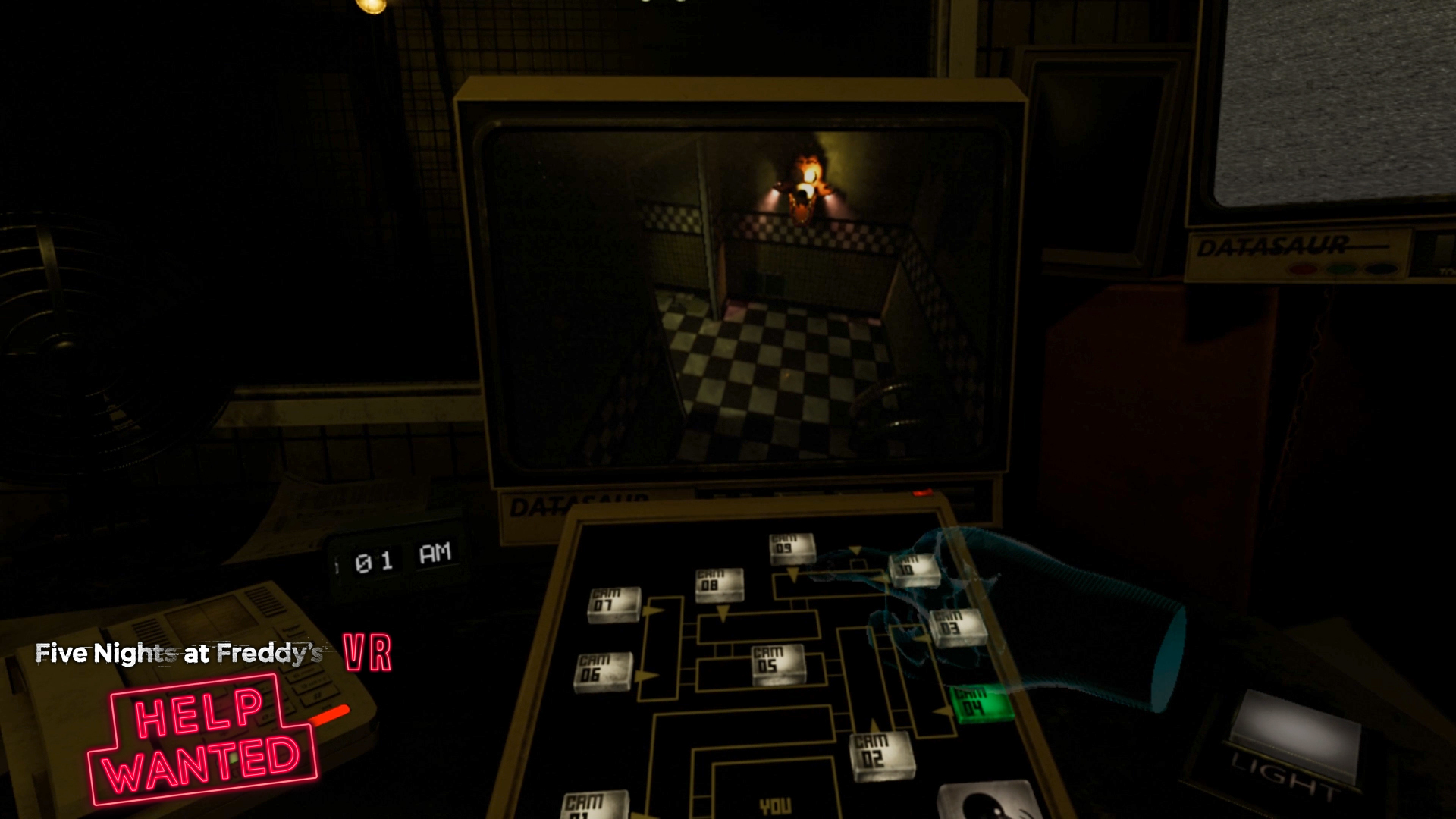Head And Hands On With Five Nights At Freddys Vr Help Wanted