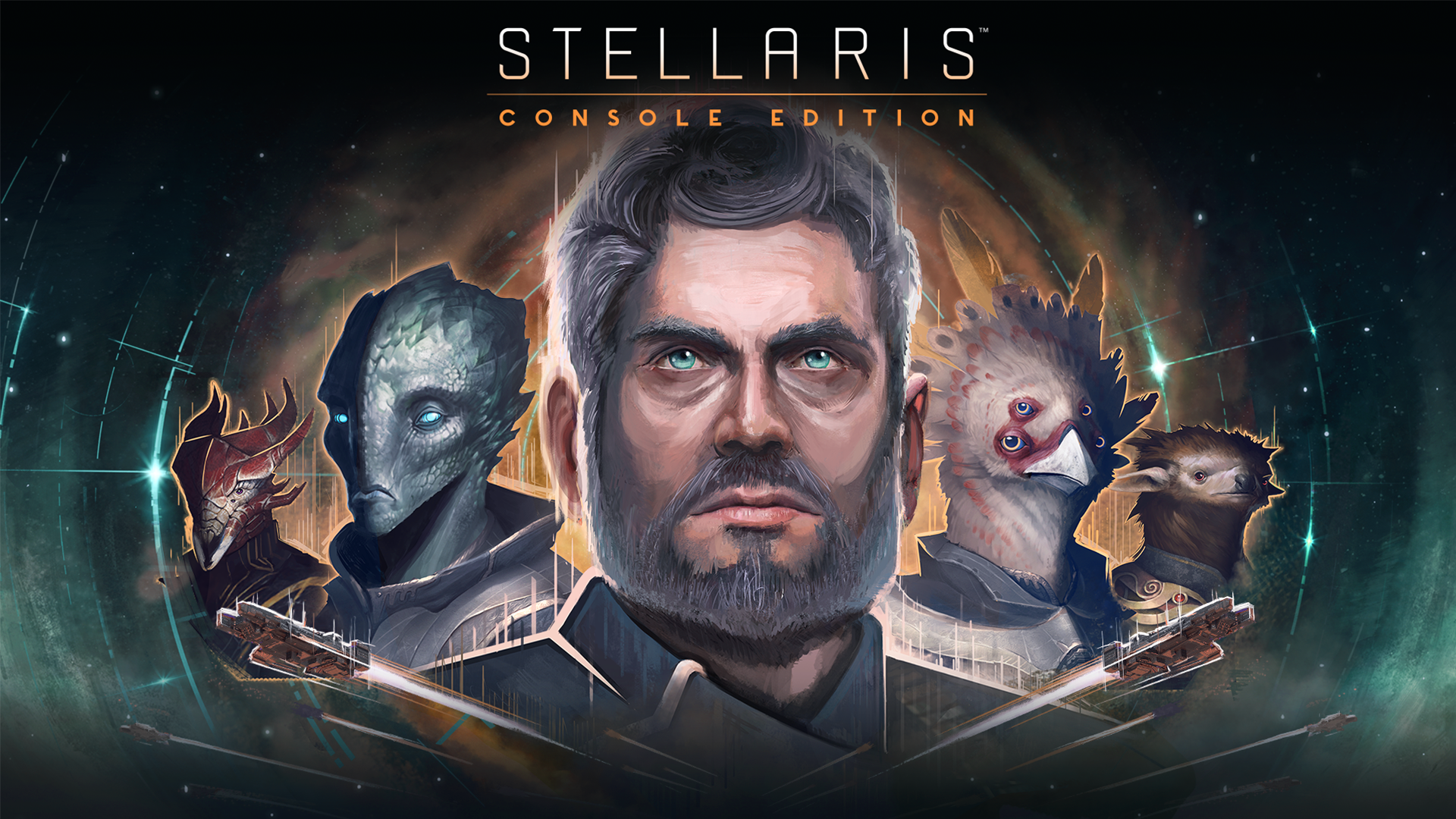 Stellaris PS4 Review - Hyperspace Jump (PS4)