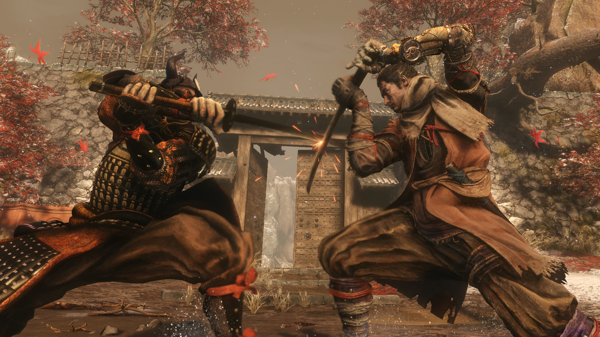 Sekiro Shadows Die Twice Hands On Dying A Lot More Than Twice
