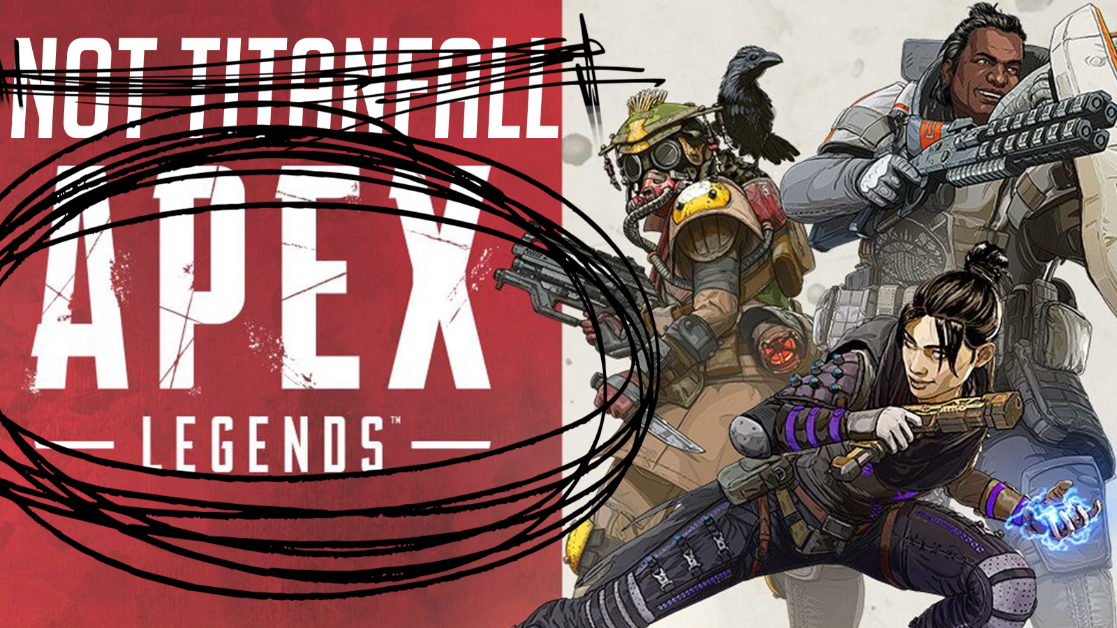 Whats in a name title daily reaction Apex legends titanfall