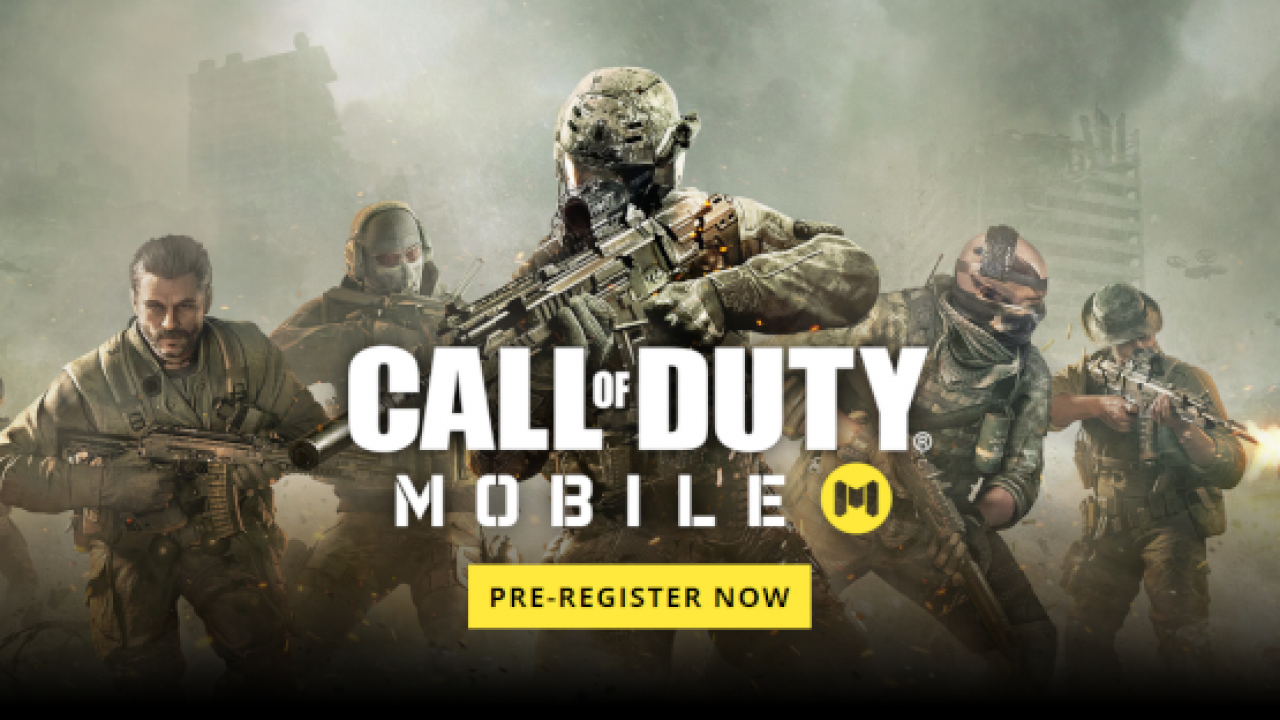 Call Of Duty Mobile Announced Playstation Lifestyle