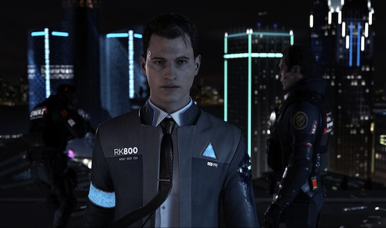 Detroit Become Human Switch