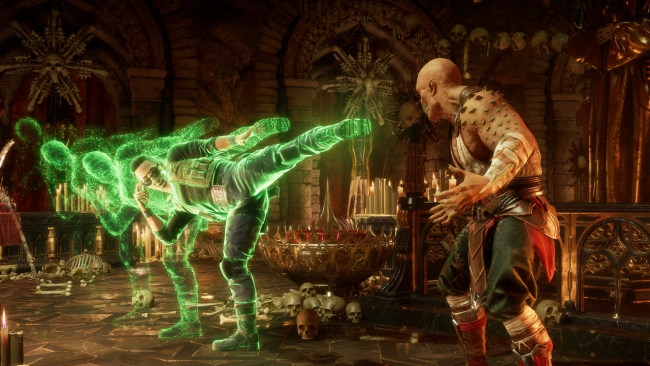 Mortal Kombat 11 Online Connection Reportedly Needed for