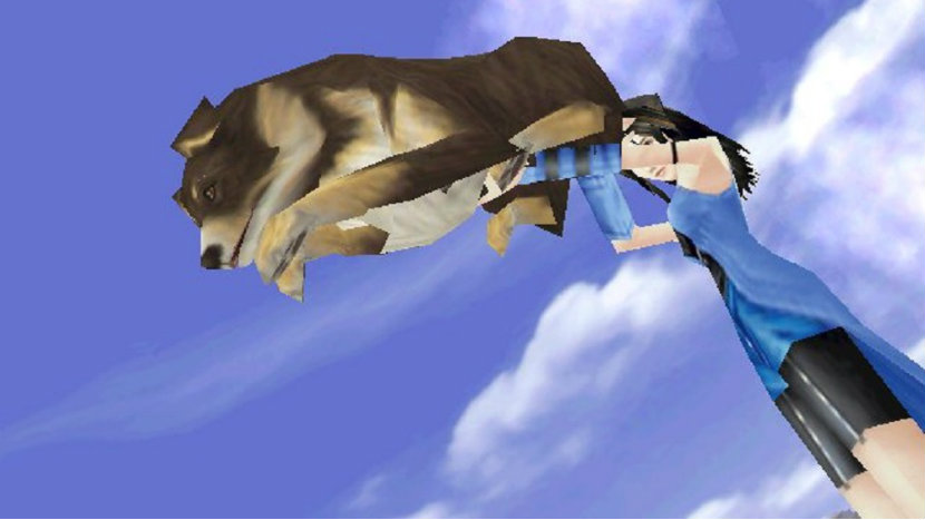 best playstation dogs angelo