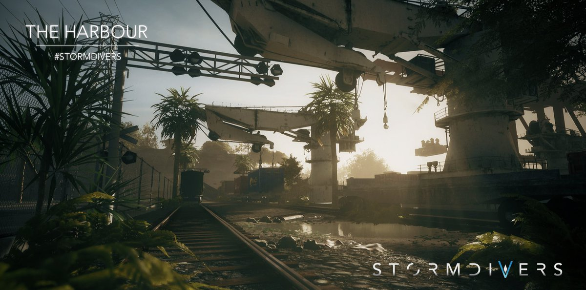 Stormdivers PS4