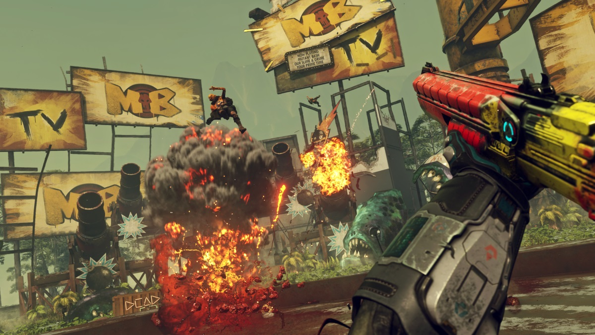 RAGE 2 How to Upgrade Weapons