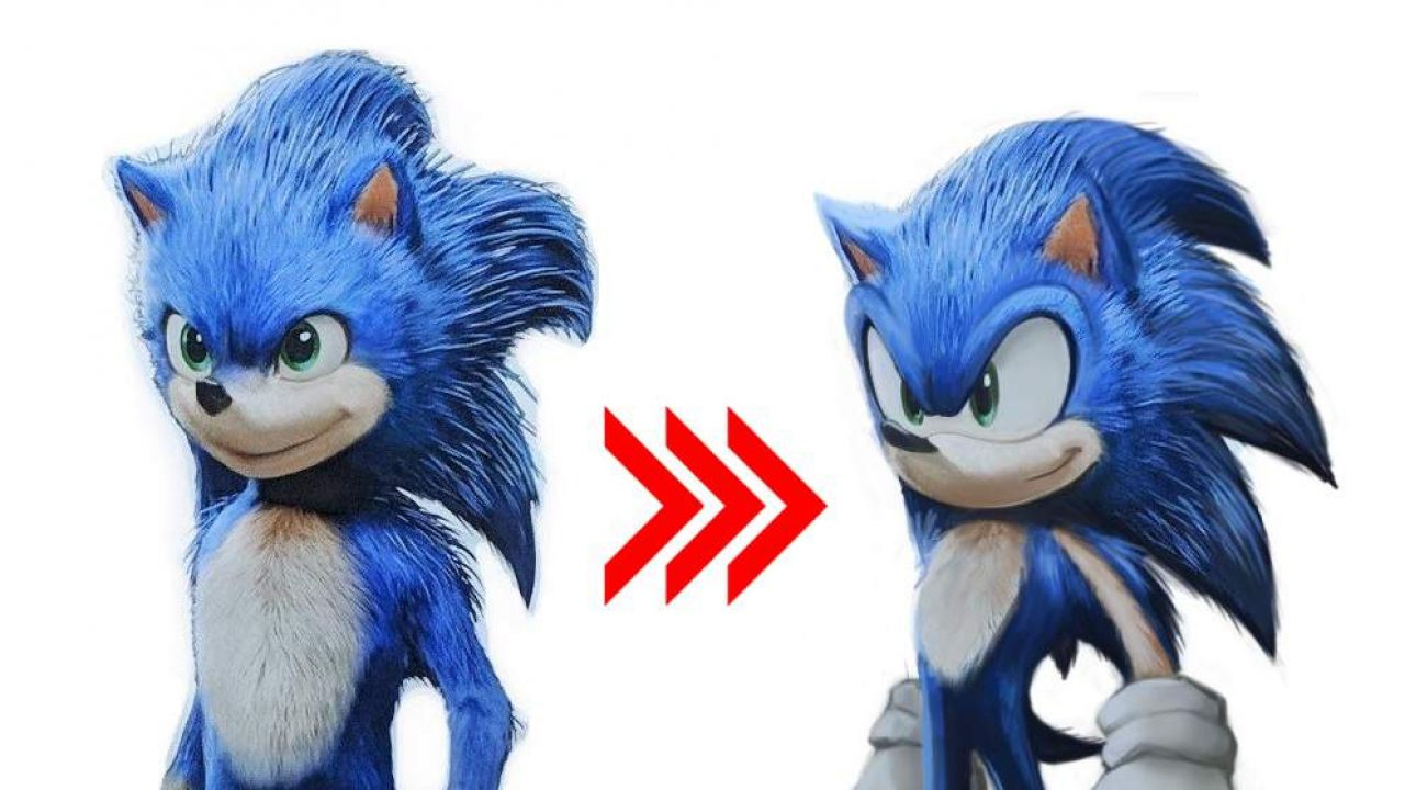 Sonic The Hedgehog Movie Design Will Be Fixed Following Criticisms