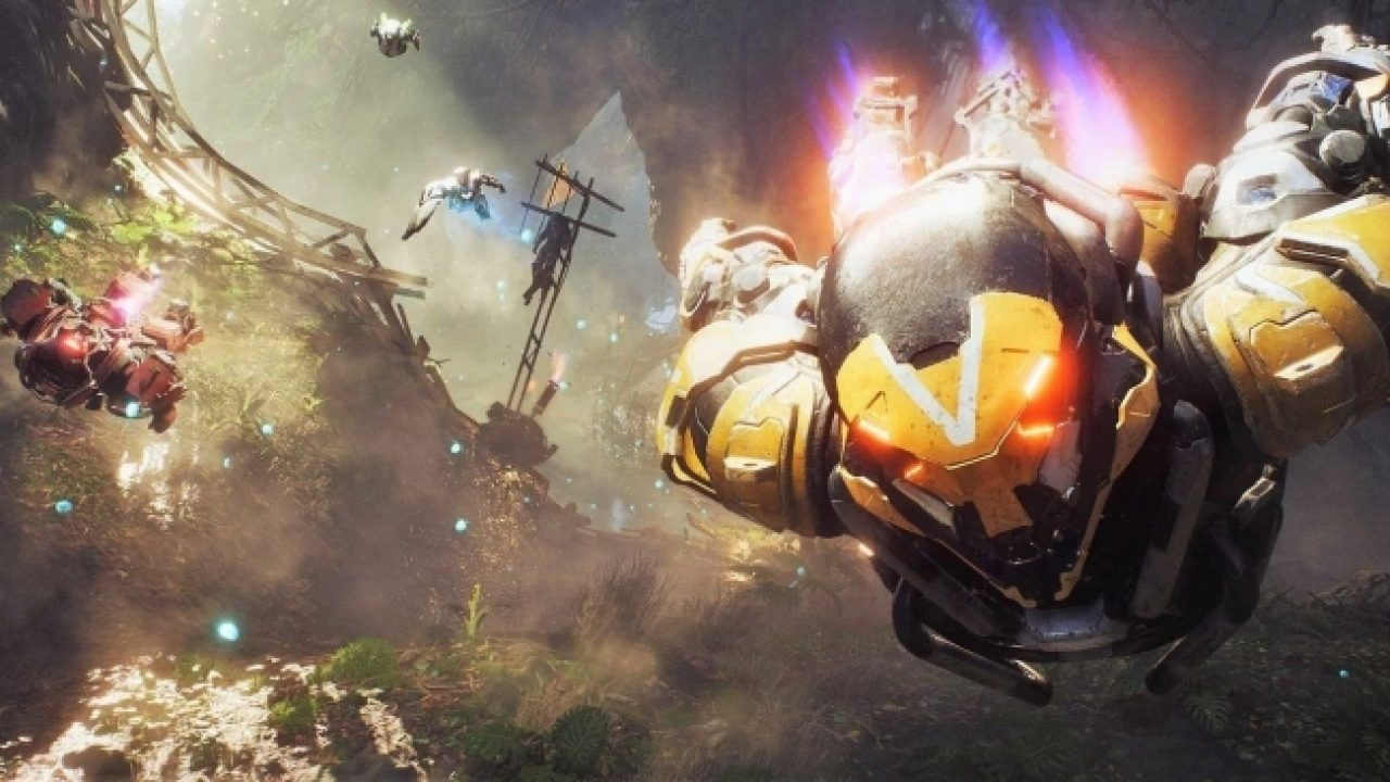 Anthem Cataclysm Event Gets Update, New Patch Goes Live