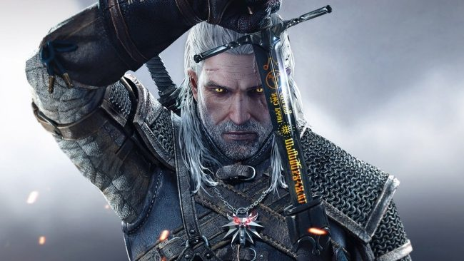 the witcher tv series