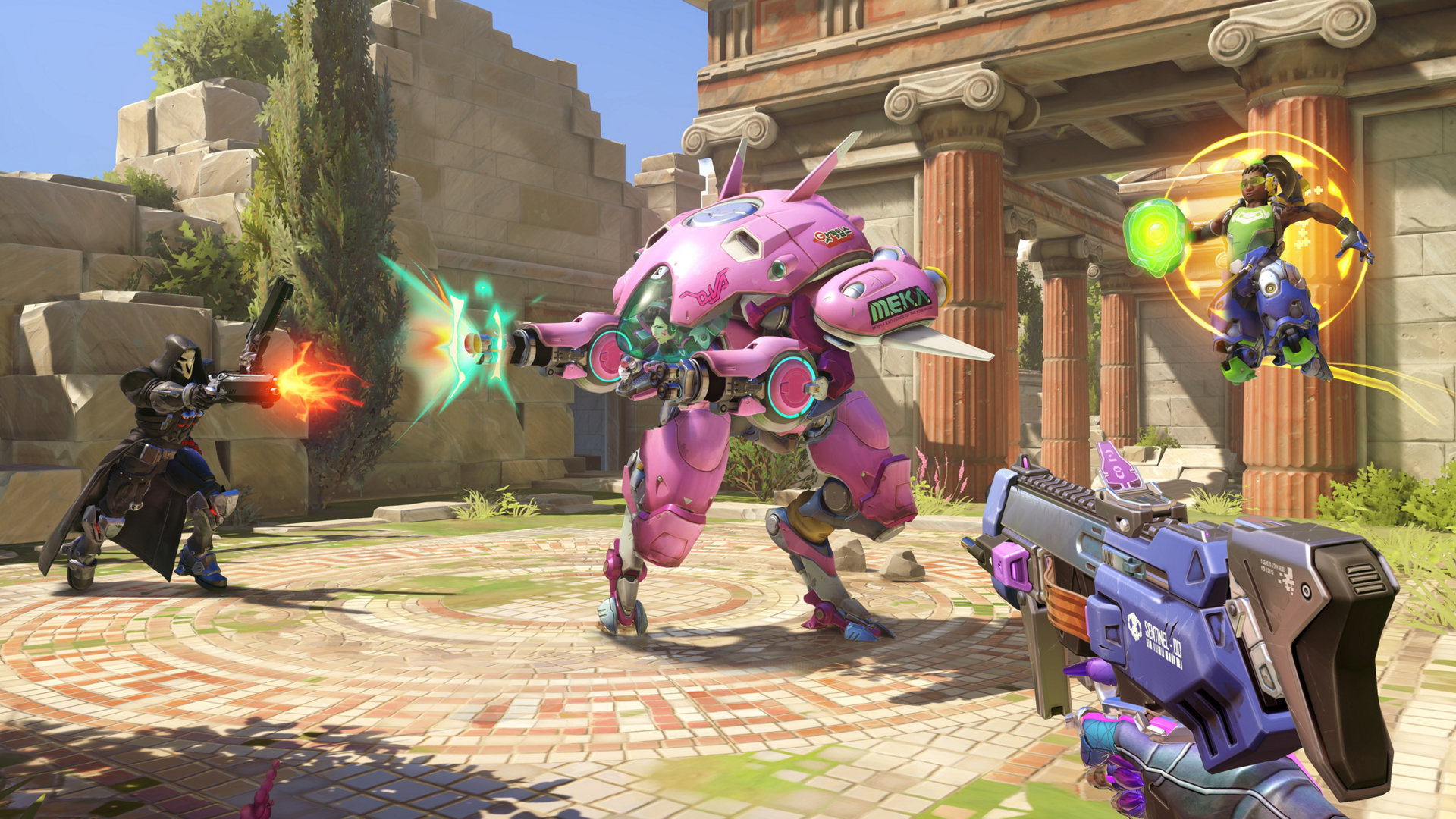 Overwatch Replay System Finally Lets You Watch Past Matches