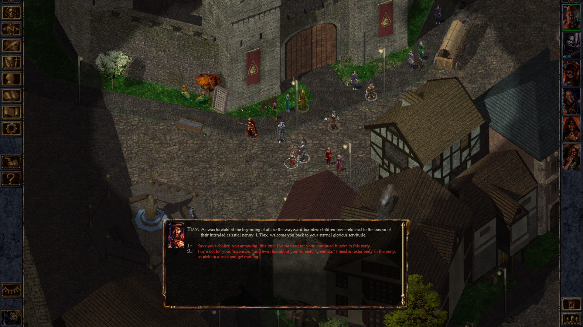 Baldurs Gate PS4 Release Date and More Announced