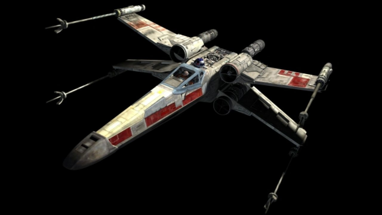 Dreams Star Wars Level Puts Players In A X Wing Cockpit
