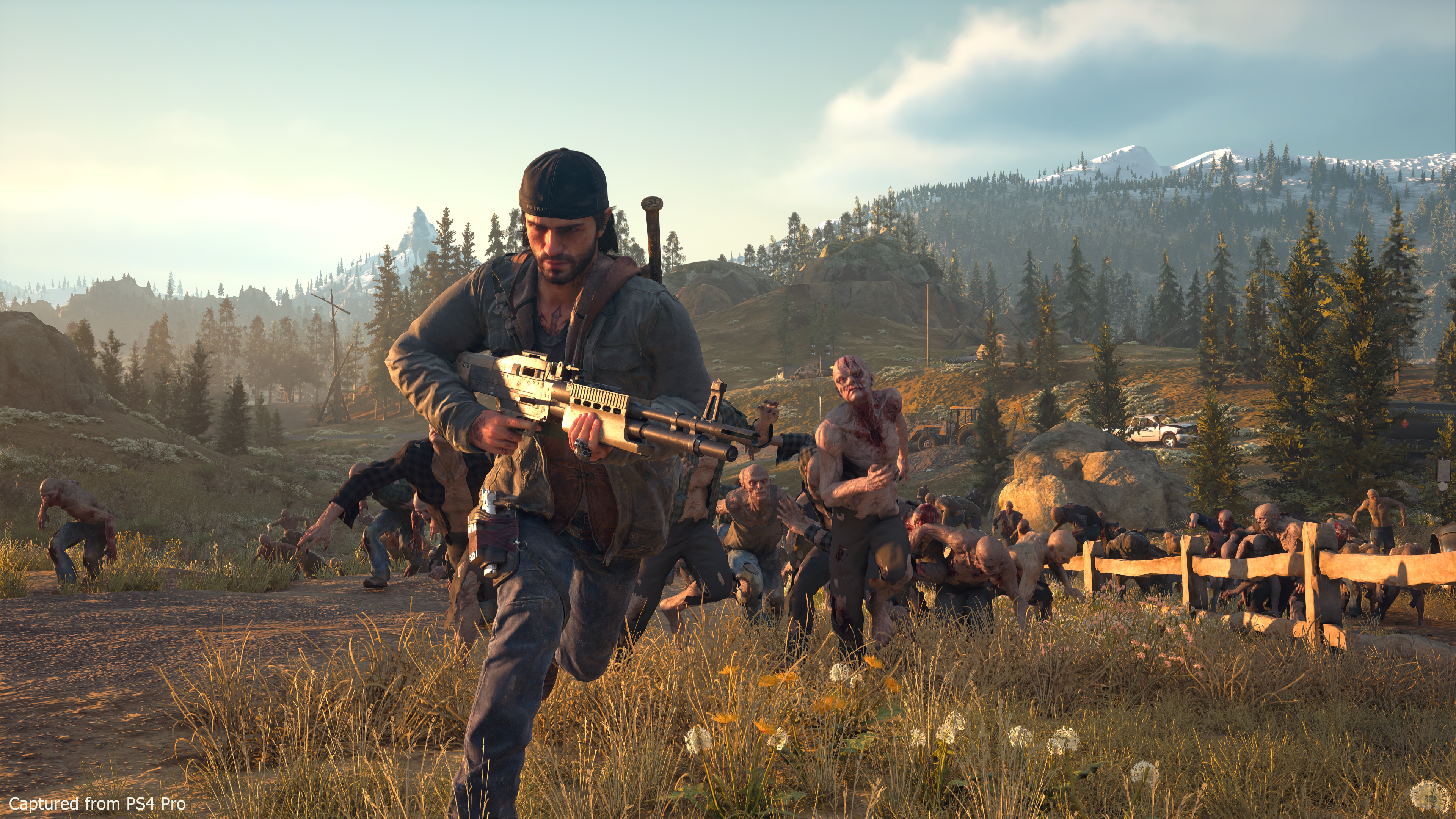 Days Gone First Weekly Challenge Added in Update