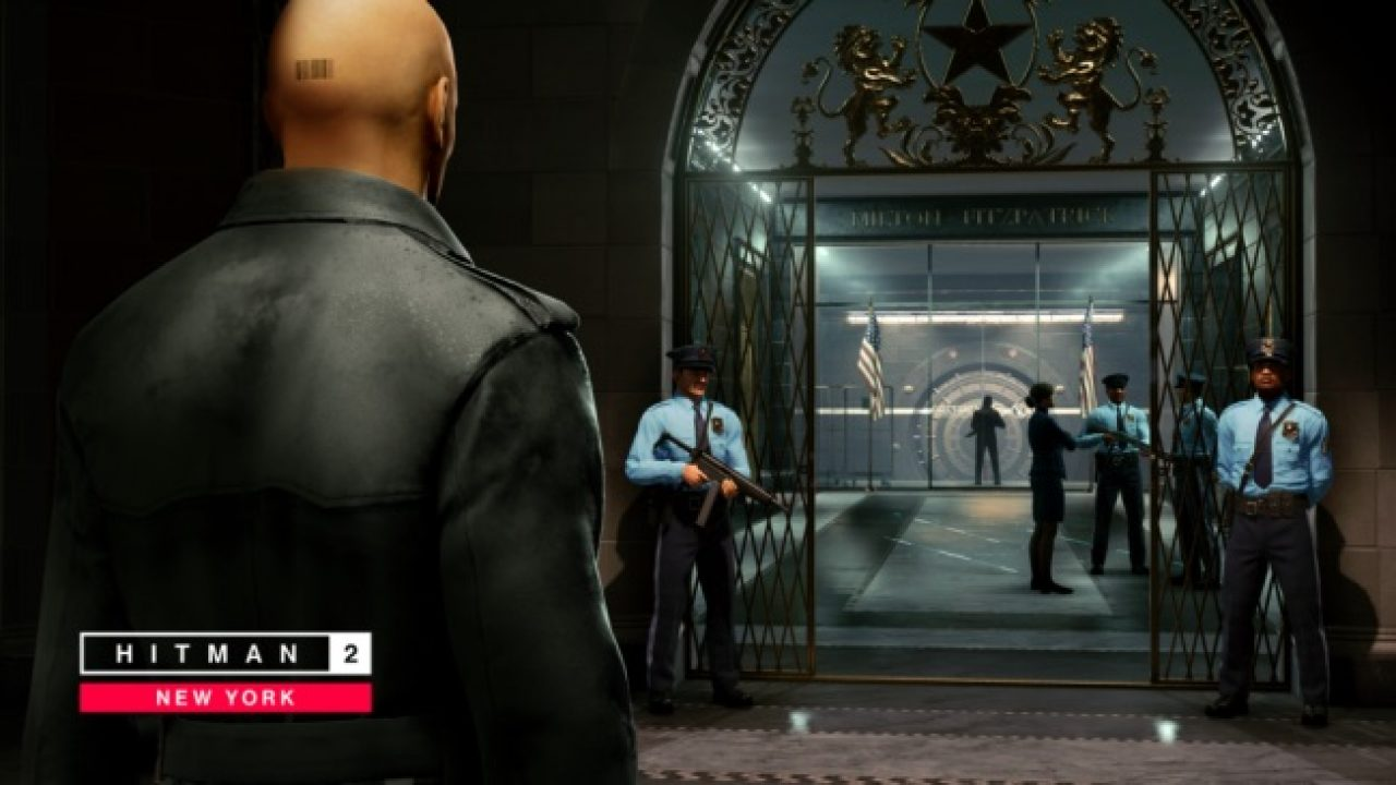 Explore The Hitman 2 New York Map In The June Update Tomorrow