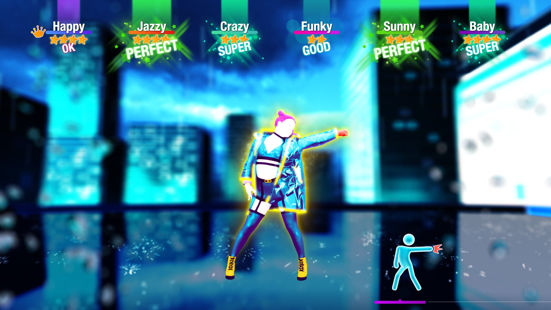 New Dance Moves 2020.Just Dance 2020 E3 Reveal Celebrates Series 10 Year Anniversary