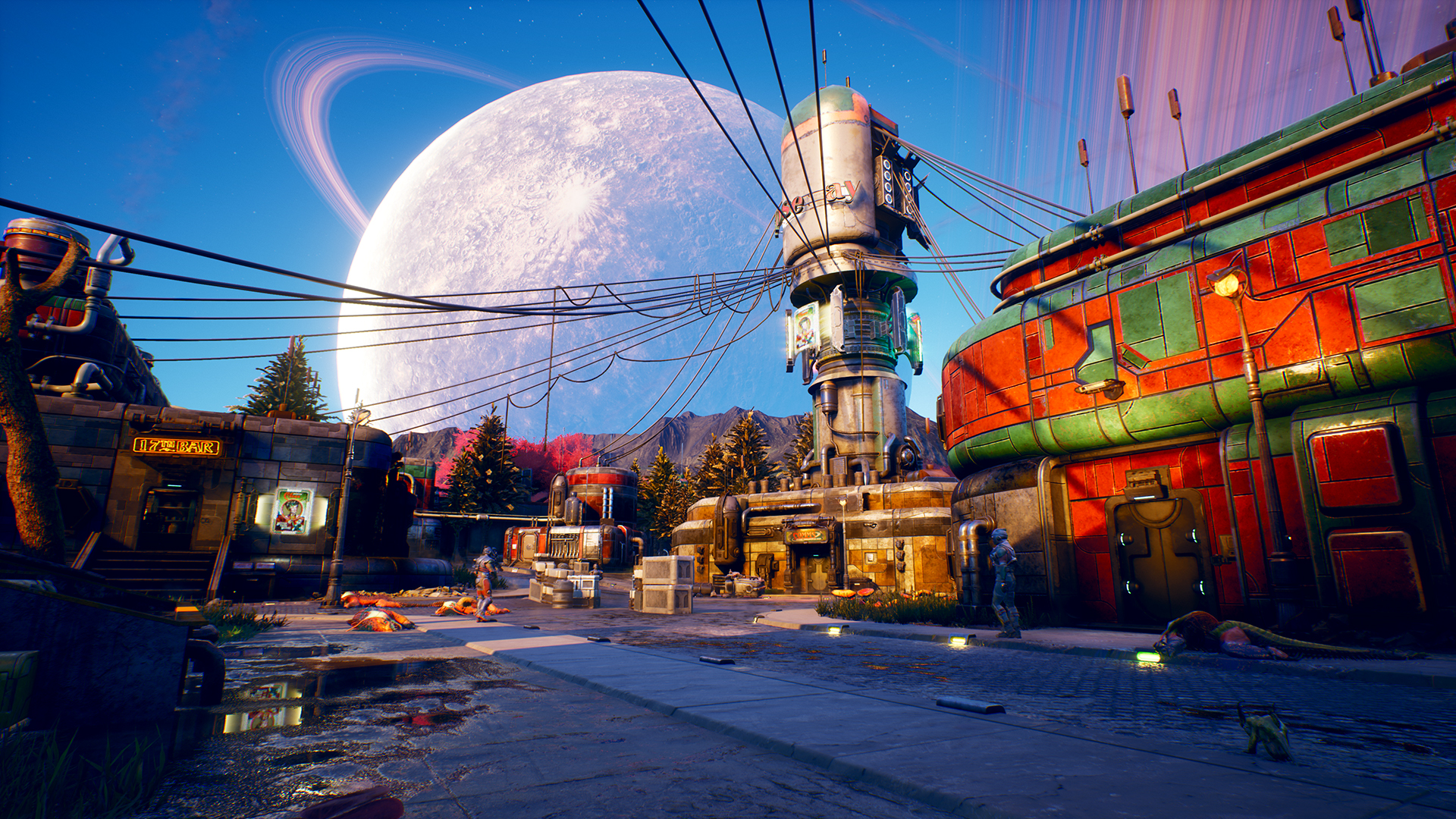 Outer Worlds Release Date