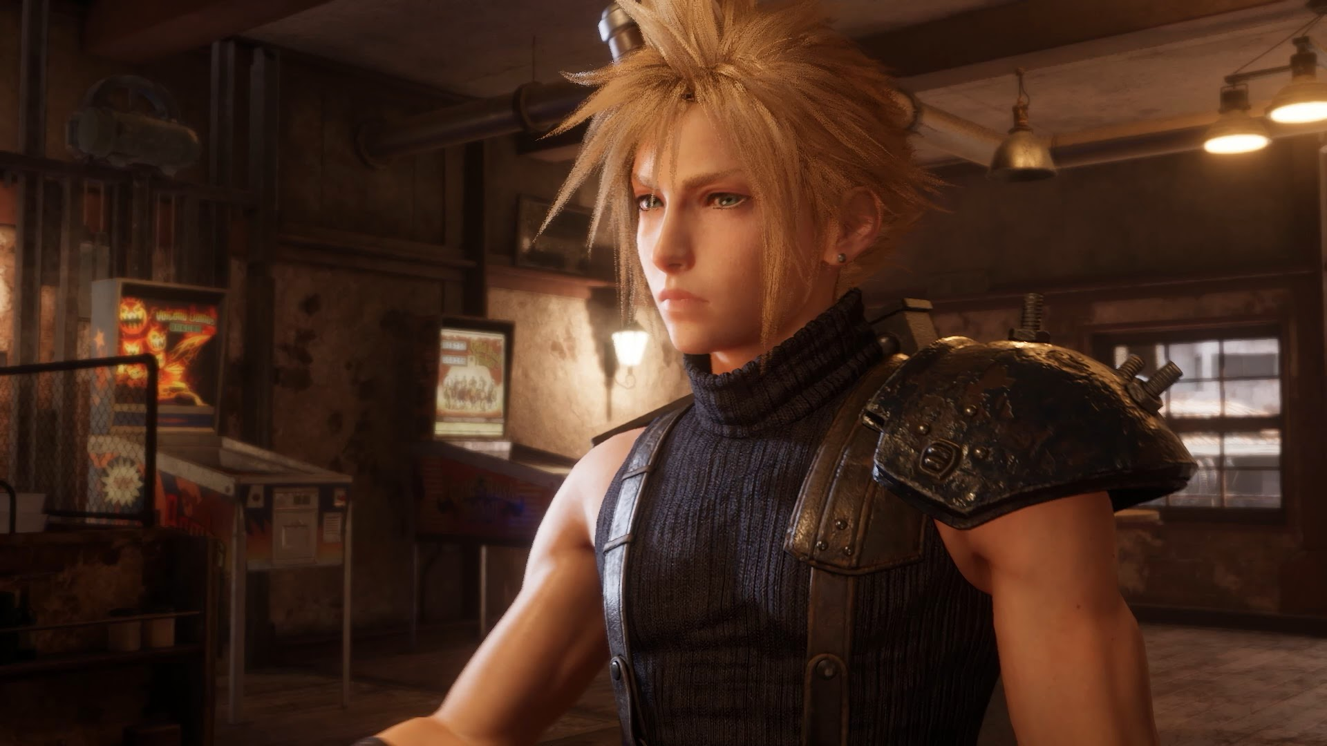 Final Fantasy 7 Remake Honey Bee Cross-Dress Event Will be