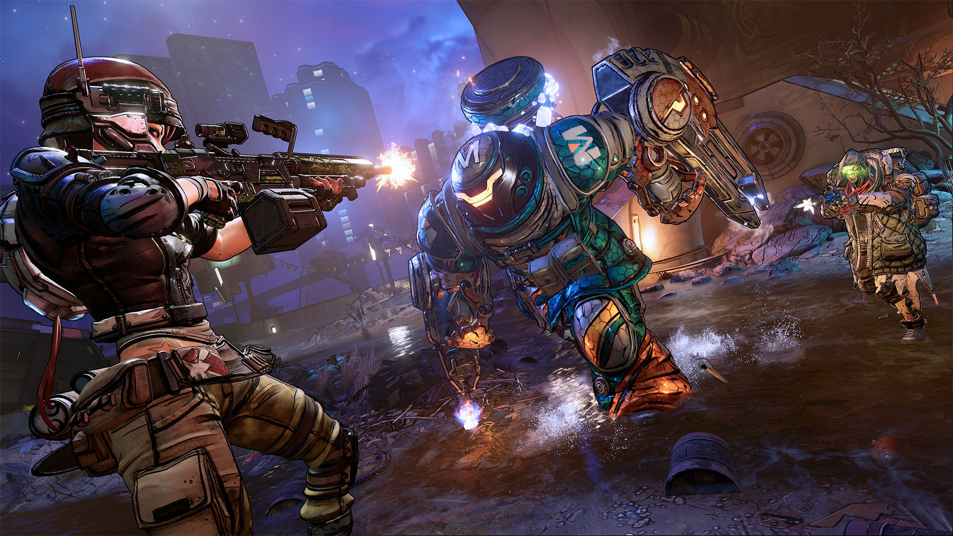 Borderlands 3 Accessibility Options Detailed by Gearbox