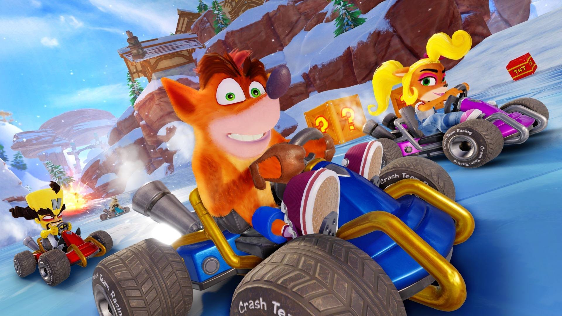 The Next Crash Team Racing Nitro Fueled Update Will Fix Load