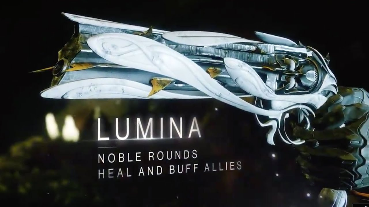 Destiny 2 Lumina Exotic Hand Cannon Adds Healing And Support Role