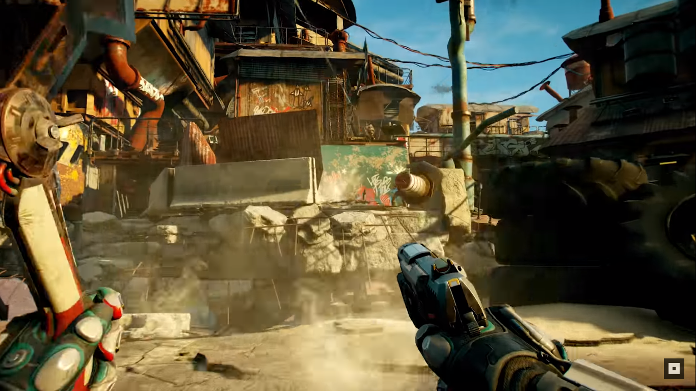 Rage 2 Update 2 Will Implement New Ways to Play