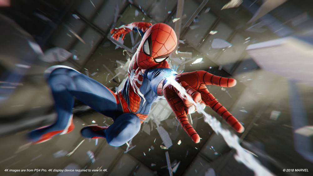 Spider Man PS4 Best Selling