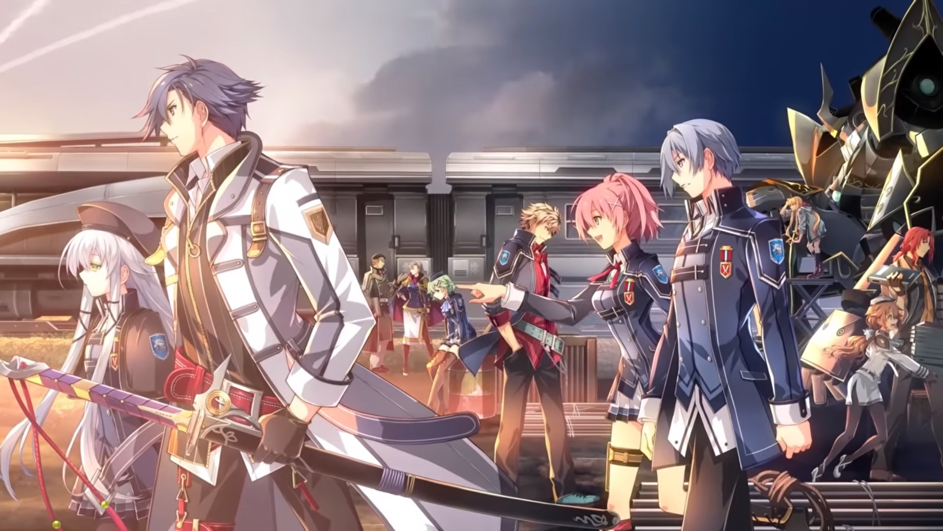 Trails of Cold Steel 3 Release Date