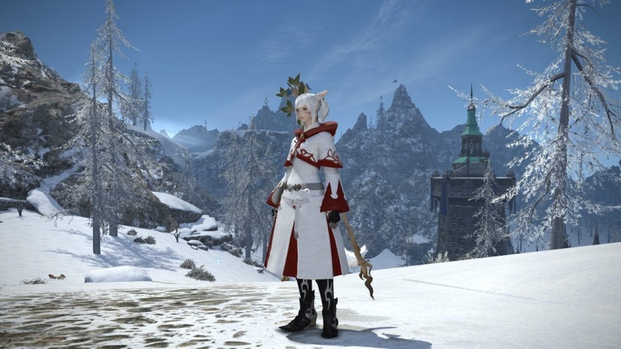 Here S Why New Final Fantasy 14 Healer Classes Have Been Added