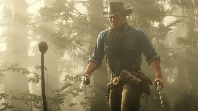 red dead redemption 2 sales numbers