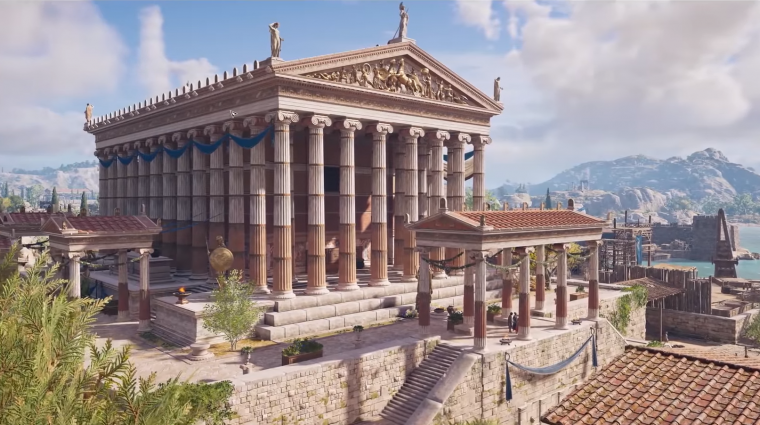 Assassins Creed Odyssey Discovery Tour