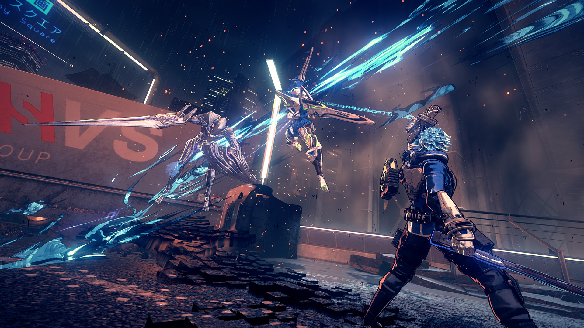 Astral Chain PS4