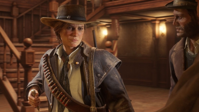 red dead redemption 2 story dlc