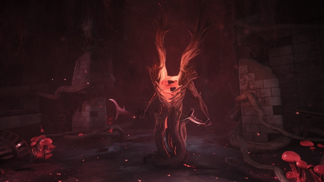 remnant from the ashes dungeon