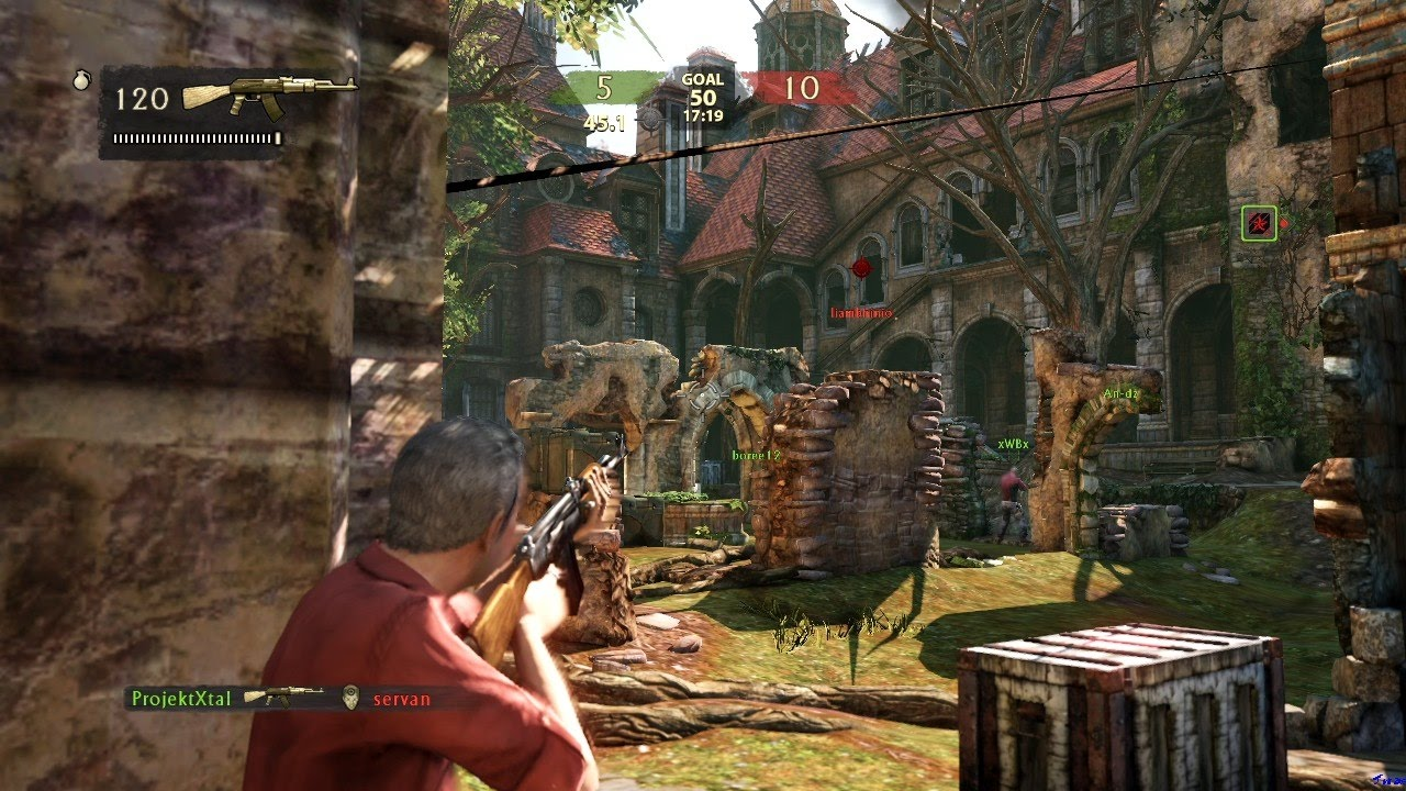 More Ps3 Multiplayer Servers Shut Down With Uncharted And The Last