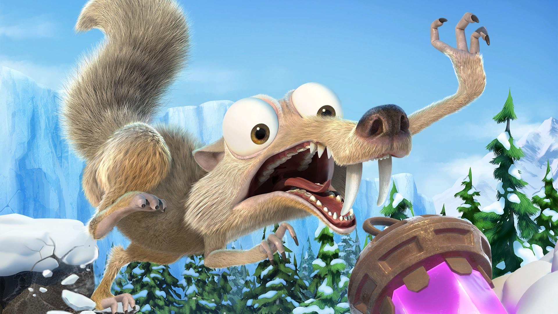 Ice Age Scrat's Nutty Adventure Review