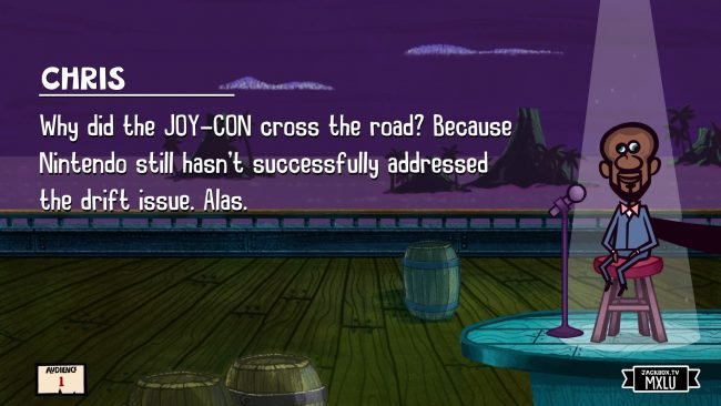 The Jackbox Party Pack 6 review Joke Boat