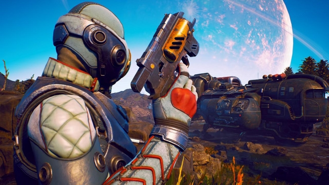 the outer worlds ps4 pro